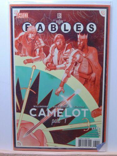Fables #131 Vertigo Comics CB8398