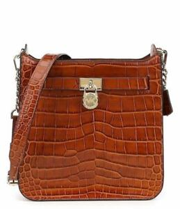 17bda33256304c Image is loading NWT-Michael-Kors-Studio-Hamilton-Medium-MD-NS-