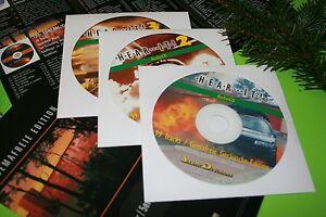 3 CD GERÄUSCHE GEMAFREI VERTONUNG HEAR IT 126min 297 GERÄUSCHE!