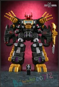 Transformers Toy Iron Factory If Ex 18d Lord Scorpion Black