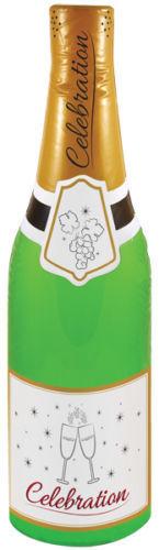 Gonflable blow up célébration bouteille de champagne poule stag party piscine UK