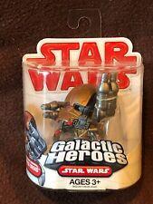 Prototype Playskool Star Wars Galactic Heroes Destroyer Droid Rolling Death