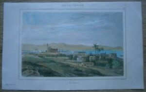 1853 print NICOSIA, CYPRUS (#29)