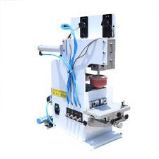 New Listingpheumatic Pad Printing Kit Padding Printer Machine Color Inkprint With Sealed Cup