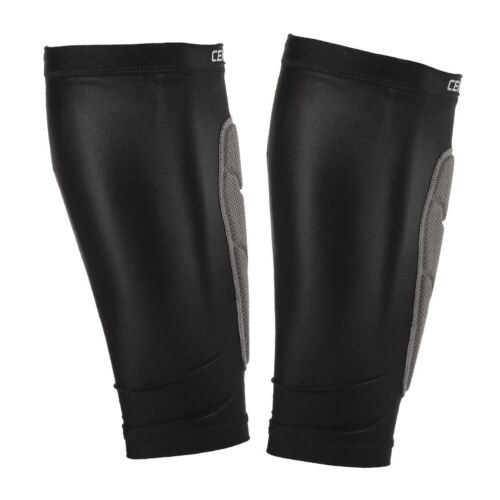 Century Martial Arts MMA Padded Compression Calf Sleeves Size Adult Medium