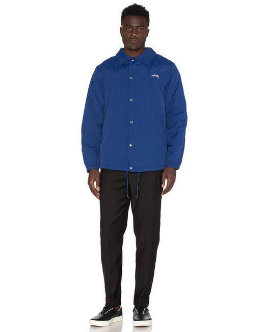Hose Stussy CHARLES elastisch keuchen Mann neu 116299 schwarz schwarz neu