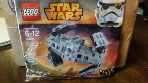 Lego Star Wars 30275 TIE Advanced Prototype Polybag New!