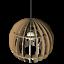 LAMPARA-DE-TECHO-COLGANTE-EN-CARToN-DIY-V03-59x59x55-CM miniatura 1