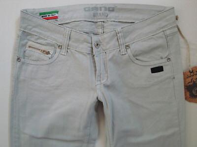 GANG Jeans PIA 126 110962 552 Grau Stretch W28, W29 Einheitslänge NEU | eBay