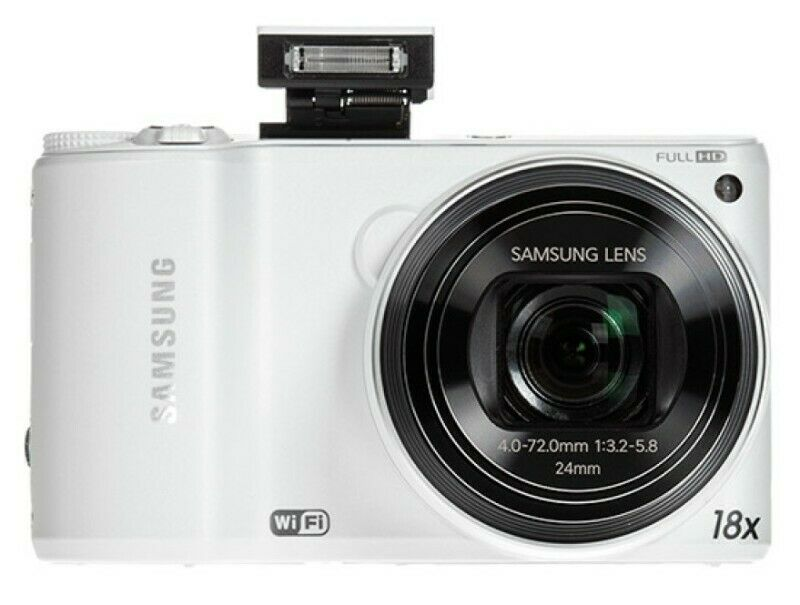 Samsung WB250F Digital Camera (18x Zoom, Wi-Fi, Touch LCD) - (Trade ins Welcome - 021 945 1606)