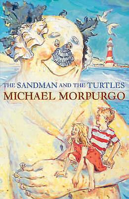 """VERY GOOD"" The Sandman and the Turtles, Morpurgo, Michael, Book"
