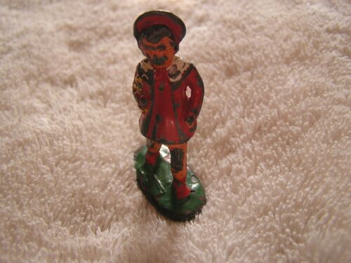 Vintage Antique Girl Figurine