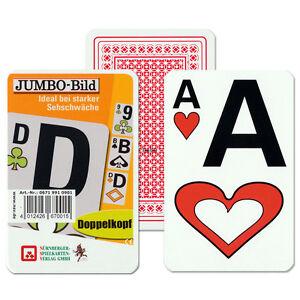 Doppelkopf von Frobis Ab 1,34€ Stück Doppelkopfkarten Club Französisches Bild