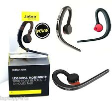 100% Genuine Jabra Storm Bluetooth Headset HD Voice NFC Wind Noise Reduction