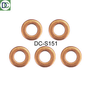 Details about Mercedes E270 CDI Common Rail Diesel Injector Washers / Seals  x 5