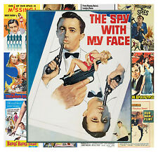 """Spy Action Vintage Trash Movie MP449 13 posters 8/""""x11/""""//A4 Mini Posters"""