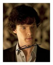 BENEDICT CUMBERBATCH AUTOGRAPHED SIGNED A4 PP POSTER PHOTO 1