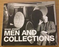 MEN AND COLLECTIONS Brian Jenner Book (Hardback) NEW