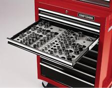 Craftsman Wrench Socket Organizer Set Storage Toolbox 6-tray Divider Holds 195pc