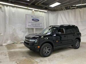 2021 Ford Bronco II BADLANDS