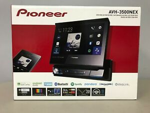 Pioneer-AVH3500NEX-7-034-1-DIN-Flip-out-Bluetooth-DVD-CD-AM-FM-Car-Stereo-AVH-3500