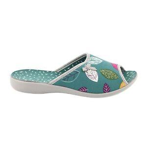 Befado chaussures pour femmes pu 254D103 multicolore bleu multicolore
