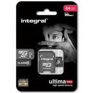 Integral-64GB-Class10-UltimaPro-MicroSD-Memory-Card