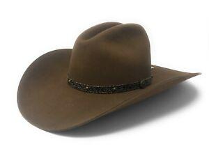Jason Aldean's Tattoo Cowboy Hat by Resistol in Pecan & Black