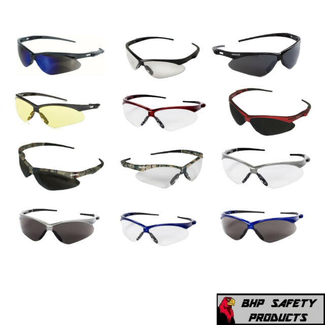 1 PAIR PYRAMEX GOLIATH SAFETY GLASSES MOTORCYCLE SPORT WORK SUNGLASSES Z87+