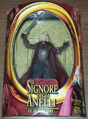 Signore Anelli Due Torri Action Figure Gollum Sound Base Lord Rings