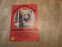 Dundee v Celtic Scottish Cup Semi Final Apr 1975