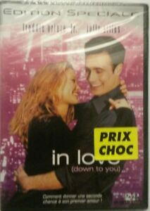 IN-LOVE-DOWN-TO-YOU-FREDDIE-PRINZE-DVD-VIDEO-FILM-NEUF-SOUS-BLISTER