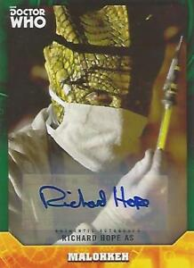 Doctor-Who-Signature-Series-Richard-Hope-034-Malohkeh-034-Autograph-Card-09-50