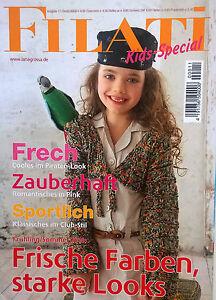 Filati Kids Special Ausg 11 Lana Grossa Stricken Häkeln 35