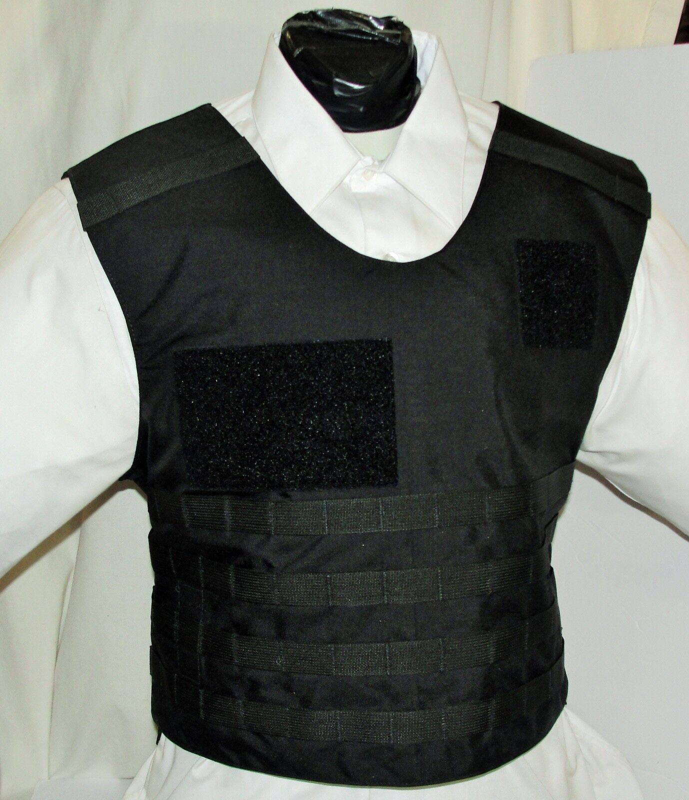 New XL Female Tactical Carrier Level IIIA  Body Armor BulletProof Vest