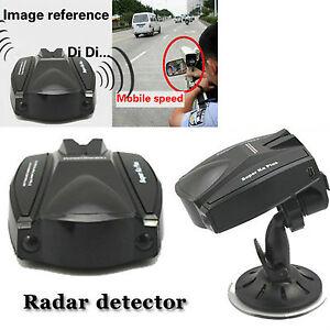 nouvelle voiture vitesse signal radar d tecteur laser detection voice alert gps pour s curit ebay. Black Bedroom Furniture Sets. Home Design Ideas
