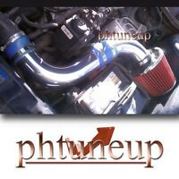 Blue Red 2002-2005 Chevy Cavalier 2.2 2.2l (ecotec Only) Air Intake Kit Systems