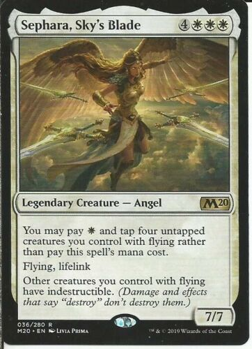 CMD Commander EDH Indestructible Angels Custom MTG Deck 100 Cards