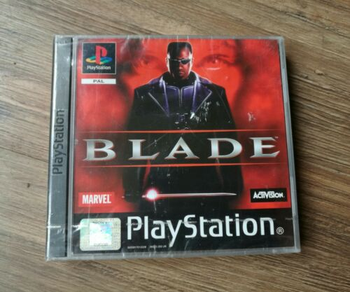 1 of 1 - BLADE  PS1 PLAYSTATION  1 BRAND NEW & FACTORY SEALED pal version FREE POST