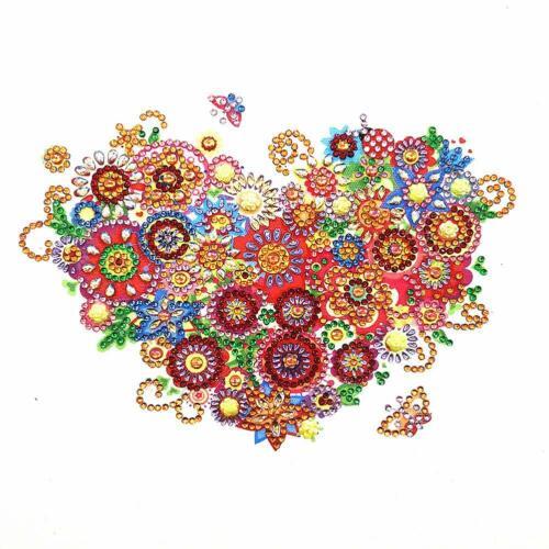 5D À faire soi-même spécial en forme de diamant Peinture Love Cross Stitch Mosaïque Craft Kits decor