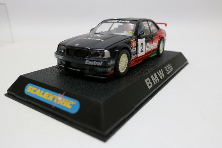 Scalextric Slotcar BMW C.2168 OVP