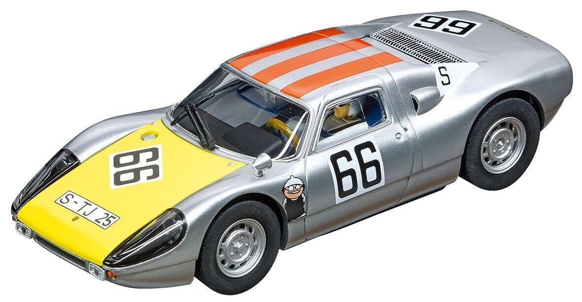 Carrera Digital 132 30902 Porsche 904 Carrera GTS, nr.66, 1 32-skalig kortvagn