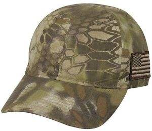 dc576be7dfc Image is loading TAC600-Kryptek-Grand-Special-Military-American-Flag-Hat-