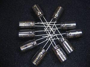 10pcs-ELNA-RBS-Silmic-10-F-63V-CE-BP-bi-polar-nonpolar-capacitors