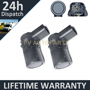 2X-para-Ford-Focus-Galaxy-Mondeo-Kuga-Cmax-C-Max-PDC-Sensor-De-Estacionamiento-Reversa