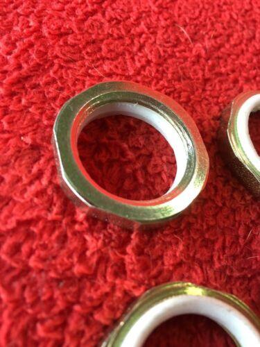 "Lot Of 10 NEW 3//4/"" Pipe Seal Nut Miller 350-TSE01-75 B122-12P2 .75/"" RH Cadmium"