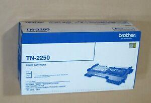 [1412*] BROTHER TN-2250 BLACK TONER ( RRP>$150 )