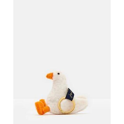Joules Hartfelt Felted Keyring ONE in DUCK in One