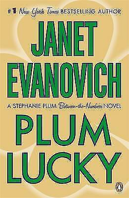 """AS NEW"" Plum Lucky, Evanovich, Janet, Book"