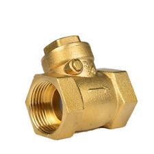 "1/2"" BSPP Female Brass Swing Check Valve 232Psi Prevent Water Backflow"